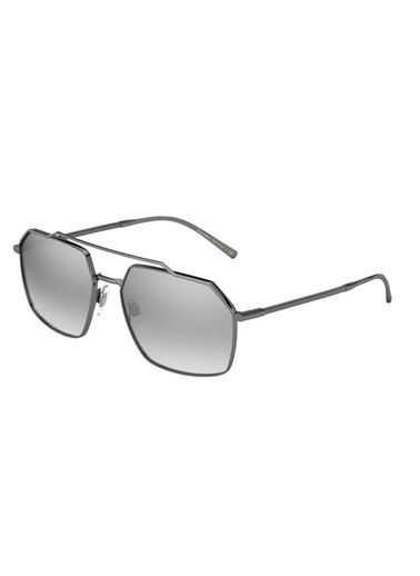 Dolce&Gabbana Dolce & Gabbana Dg2250 04/6V 59 Ekartman Erkek Güneş Gözlüğü Gri